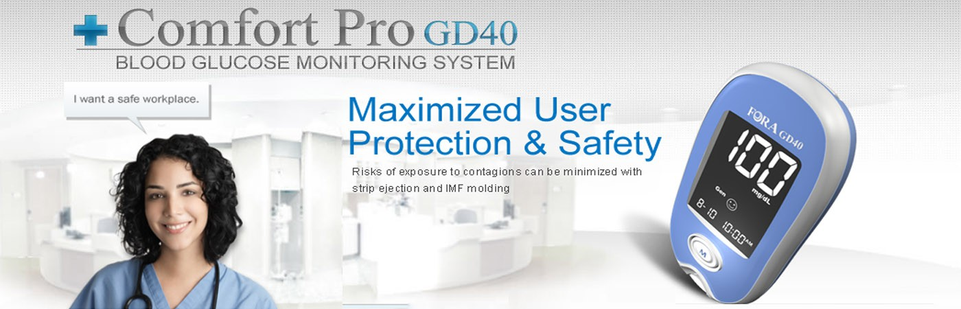 FORA COMFORT Pro GD40